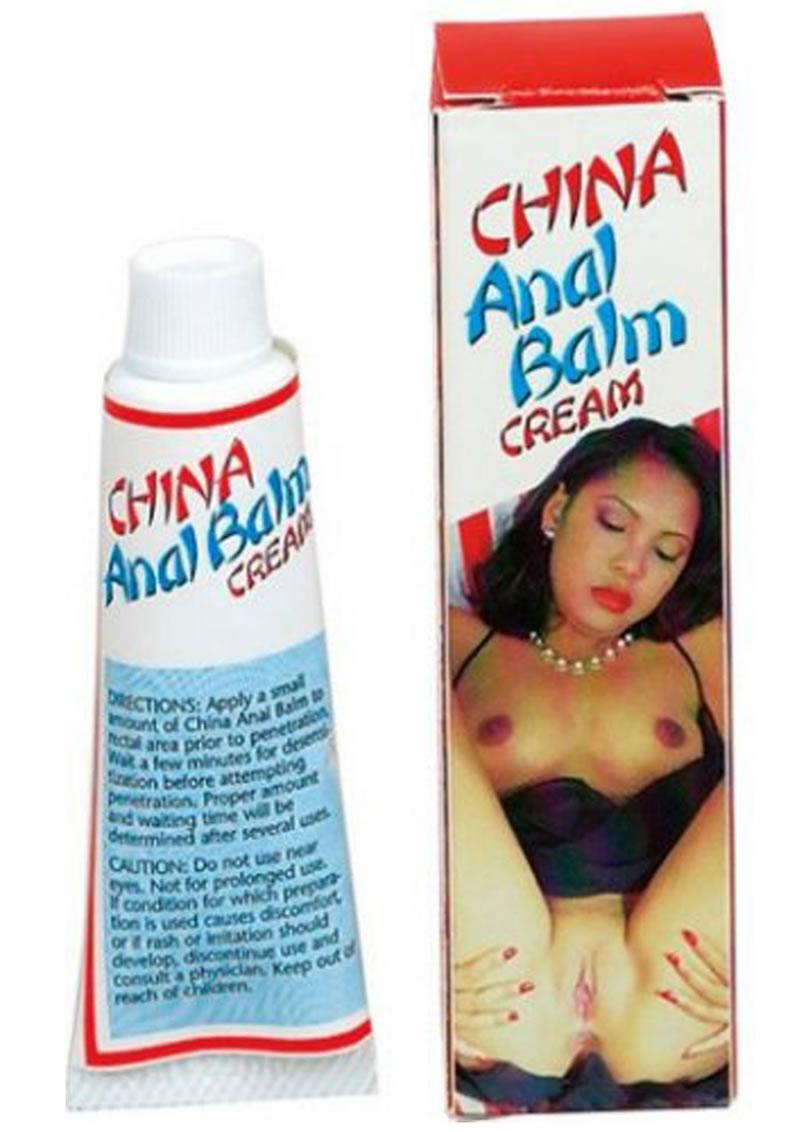 China Anal Balm Cream Cherry Flavored