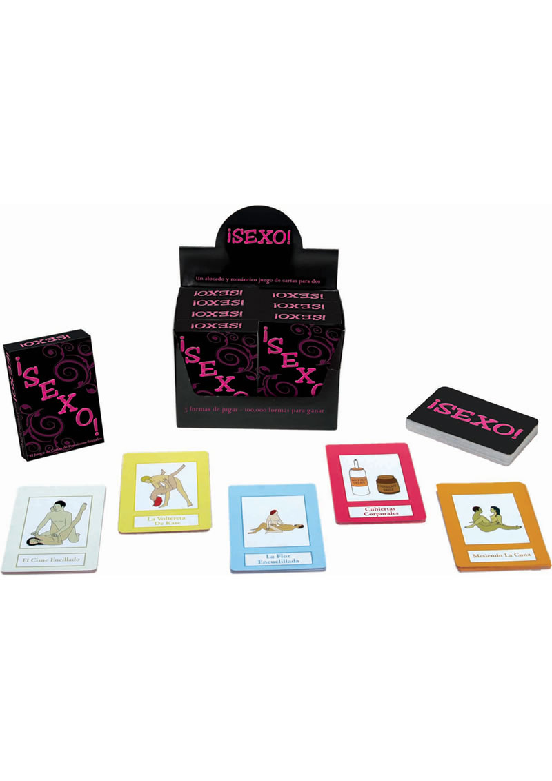 Sexo The Spanish Card Game