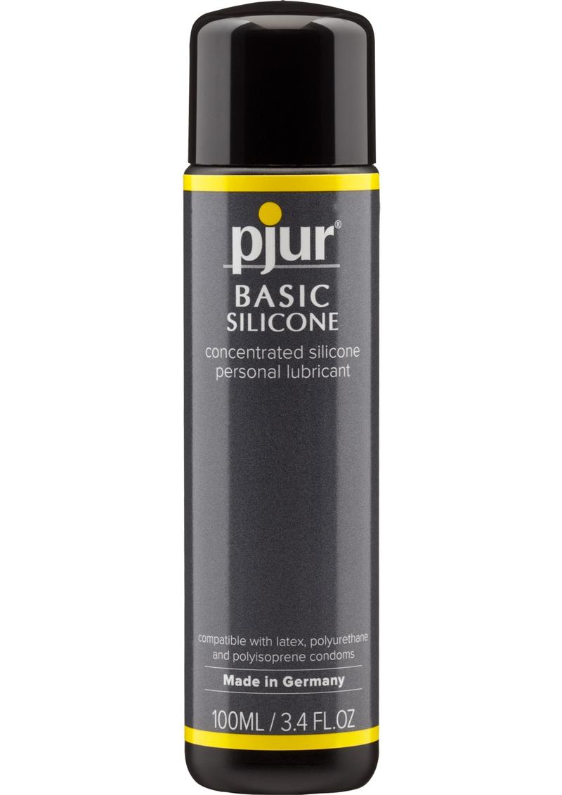Pjur Basic Personal Glide Silicone Lubricant 3.4 Ounce