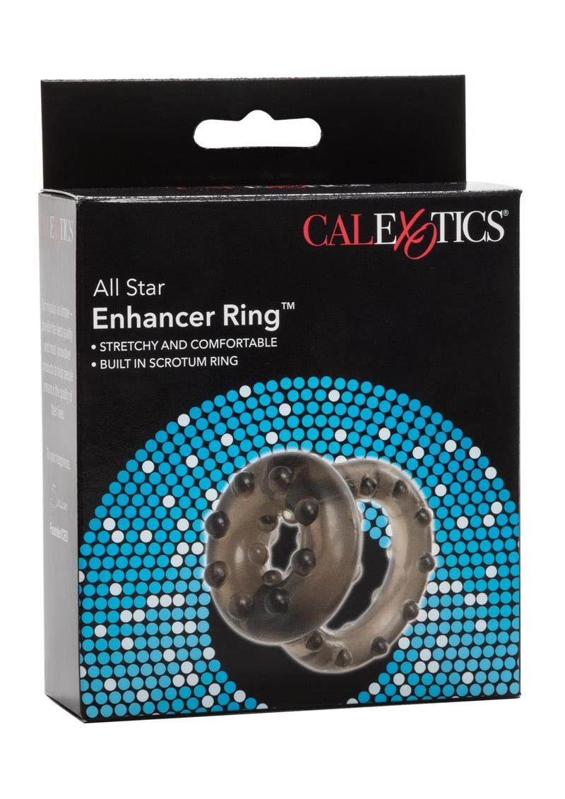 All Star Enhancer Ring Smoke