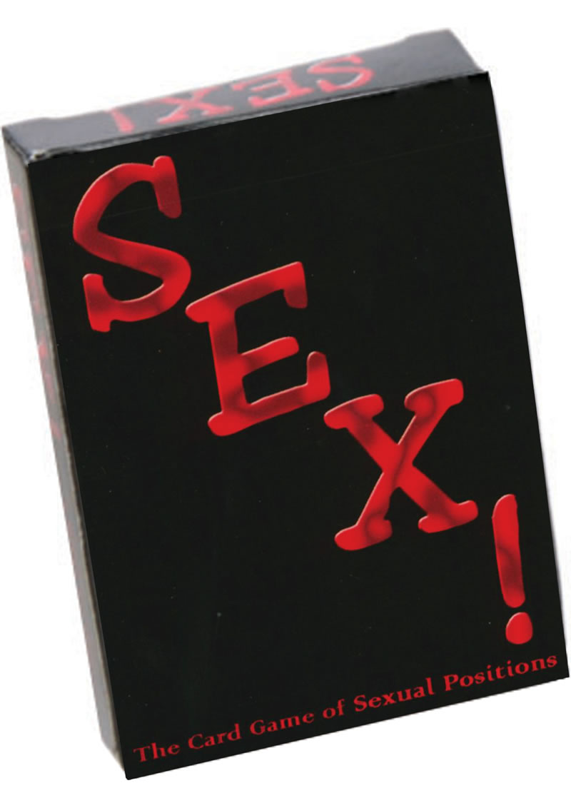 Sex The Card Game