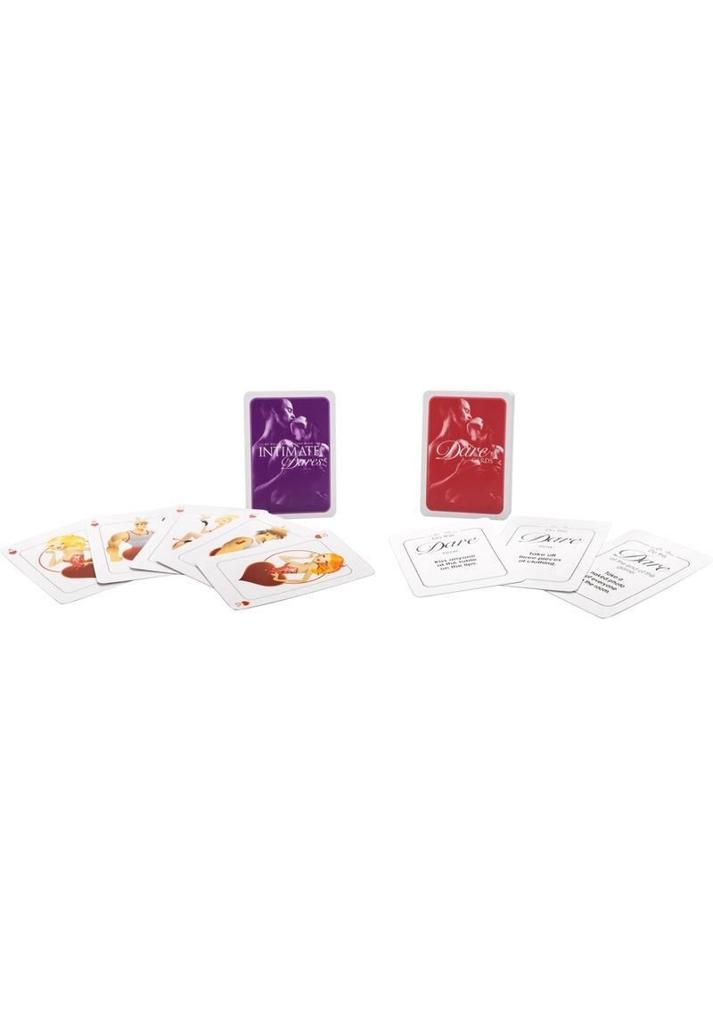 Intimate Dares Couples Card Game