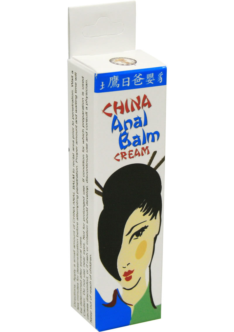 China Anal Balm Cream Cherry Flavored Home Party