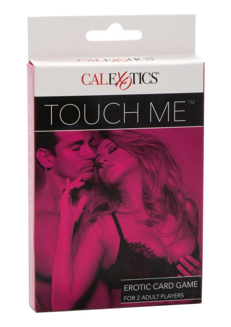 Touch Me Erotic Massage Couples Card Game