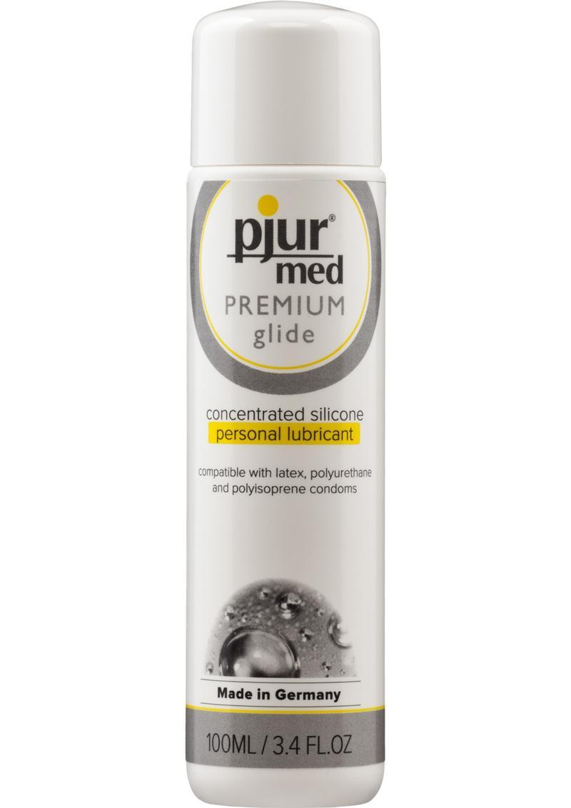 Pjur Med Premium Glide Silicone Lubricant 3.4 Ounce