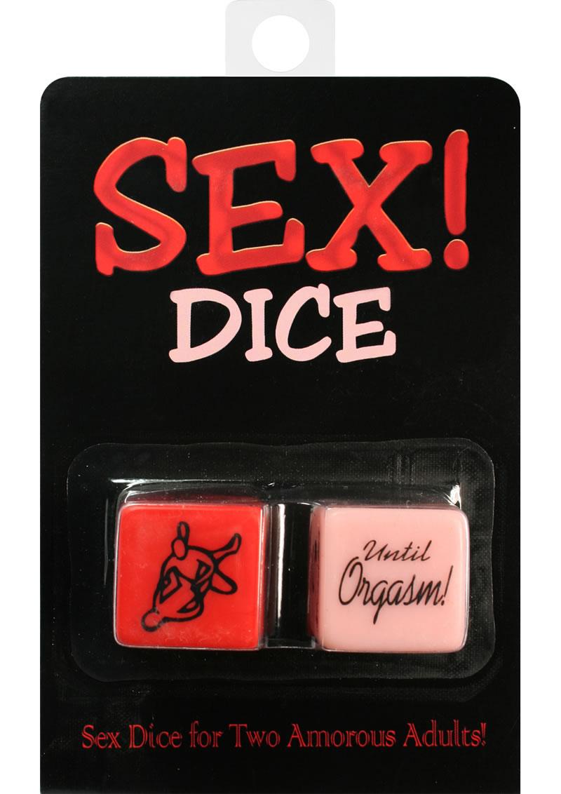 Sex Dice