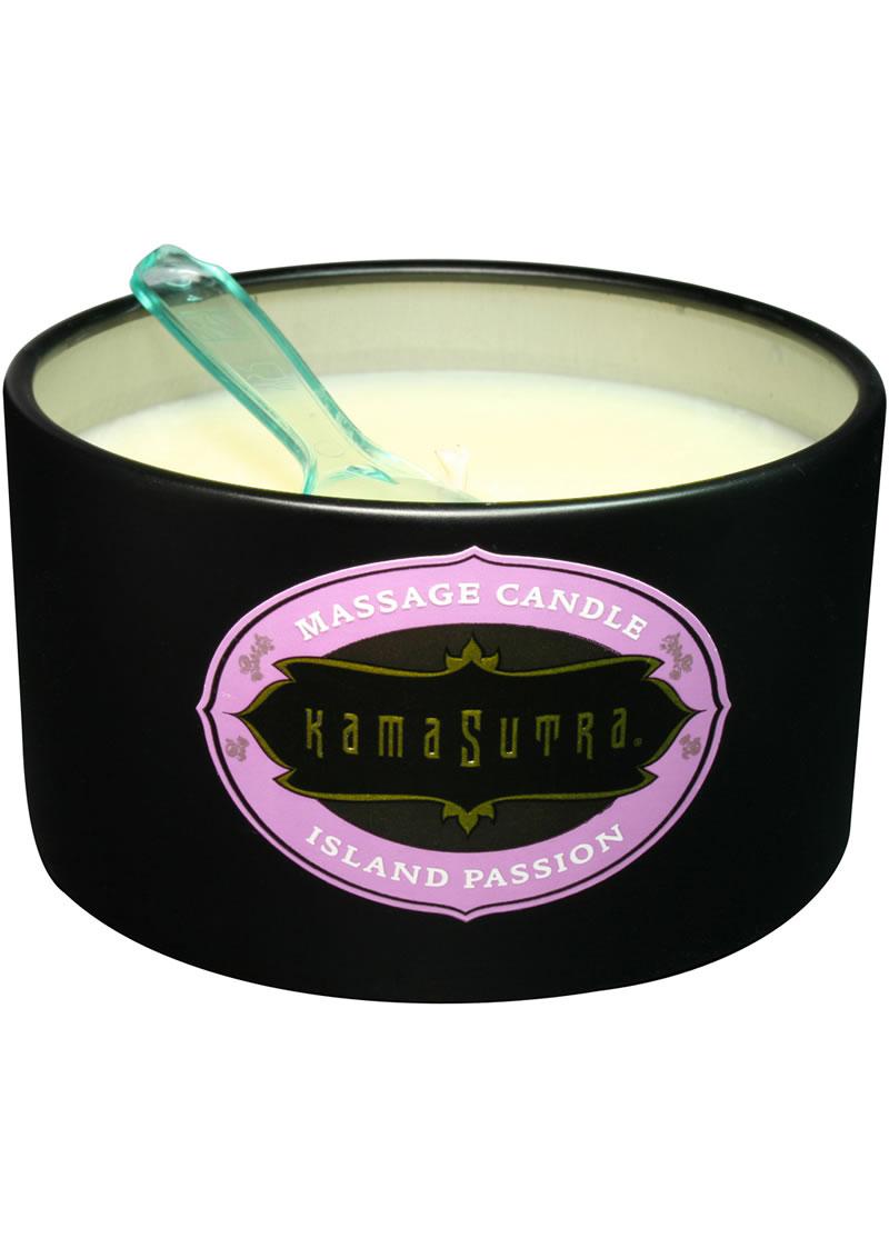 Massage Candle Island Passion
