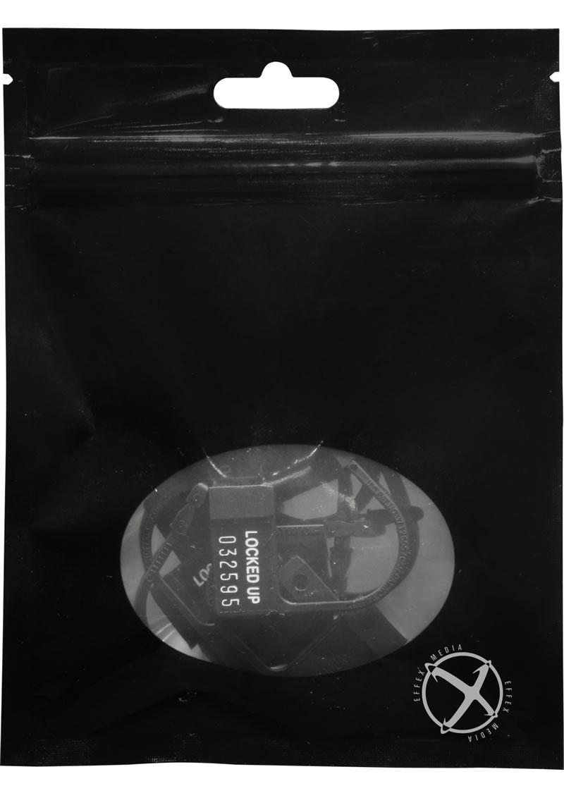 Male Chastity Plastic Locks 10 Per Pack