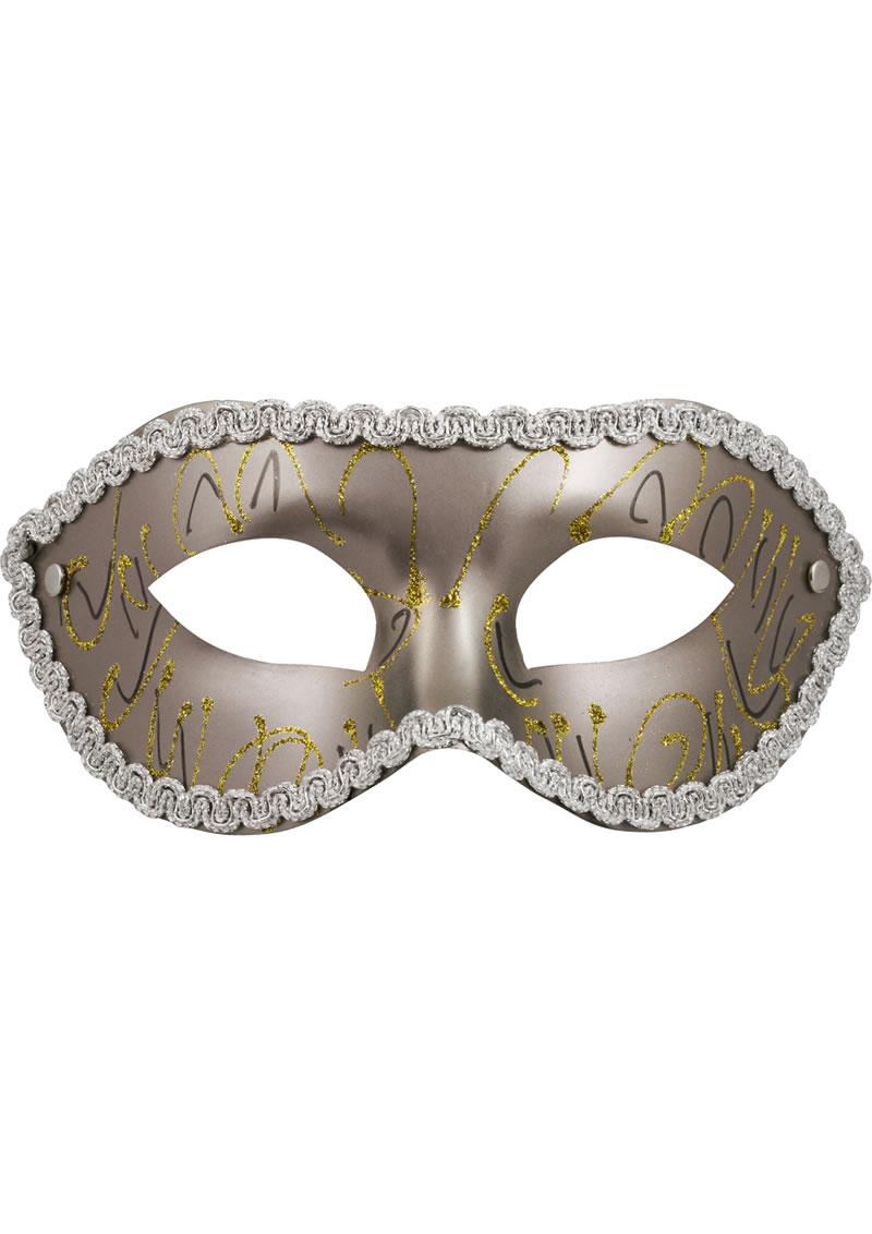 Sex And Mischief Masquerade Mask