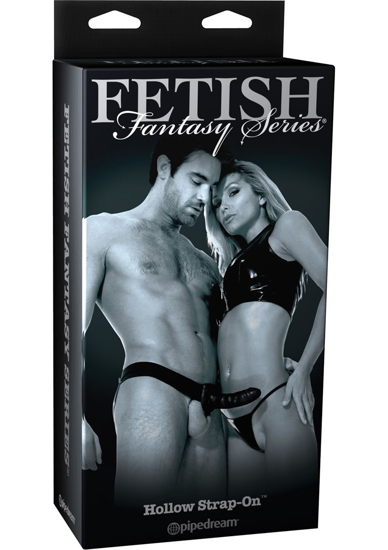 Fetish Fantasy Series Limited Edition Hollow Strap-On Black