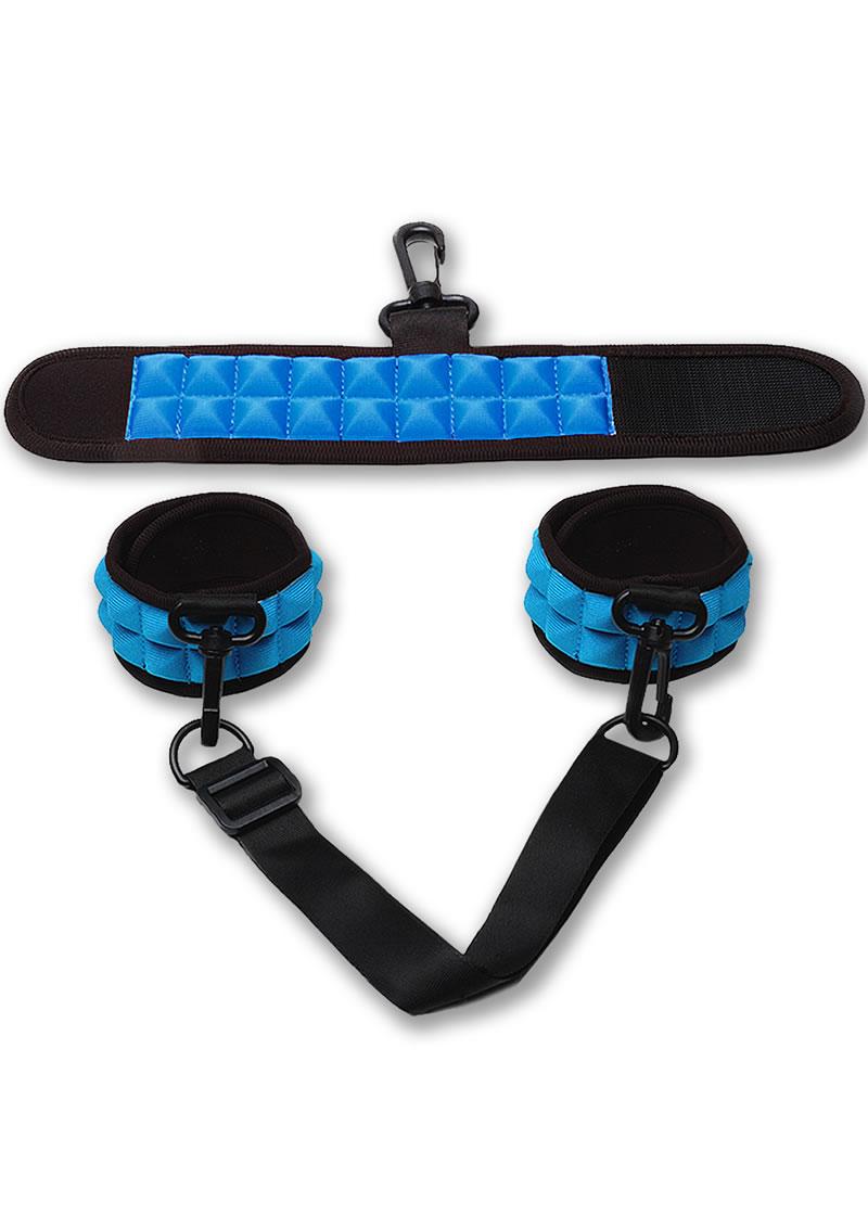 Pico Bong Cuffs Blue