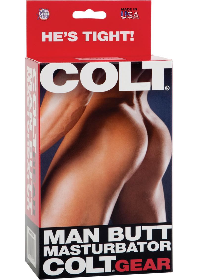Colt Man Butt Realistic Masturbator Flesh