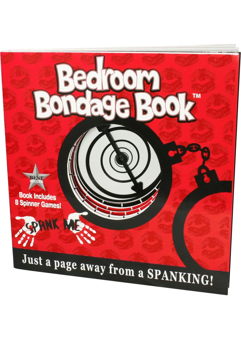 Bedroom Bondage Book Game