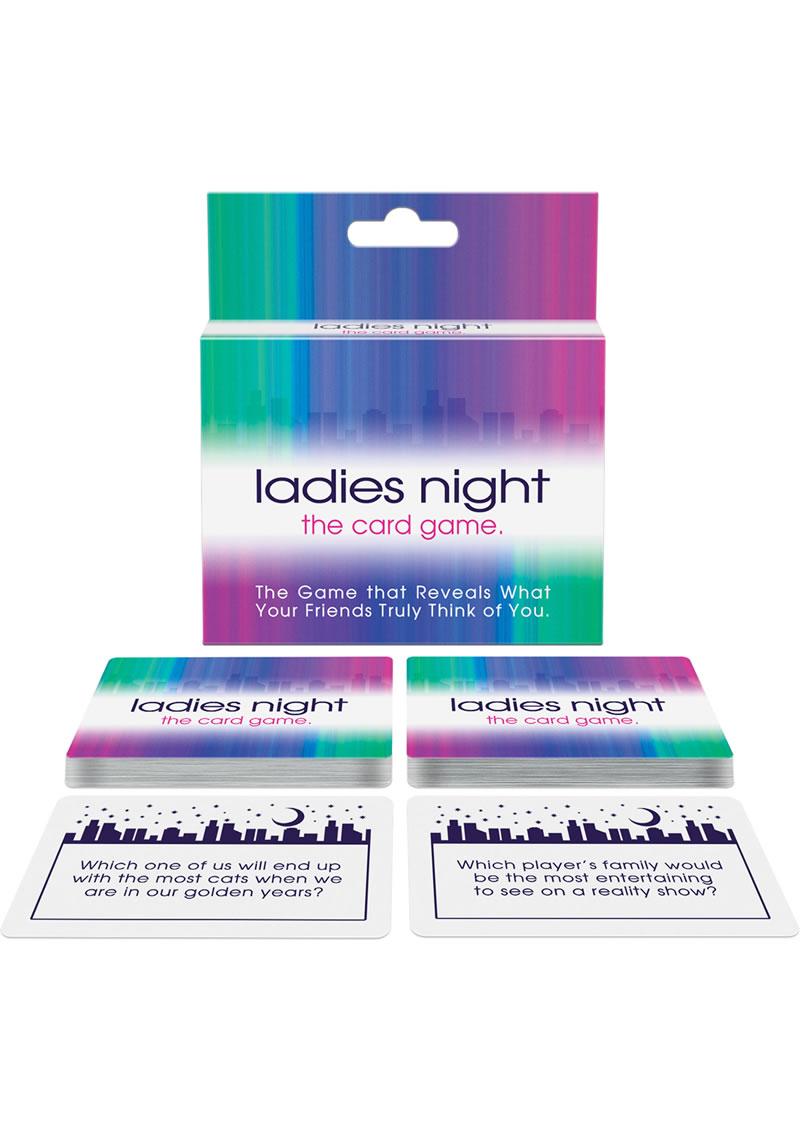 Ladies Night The Card Game