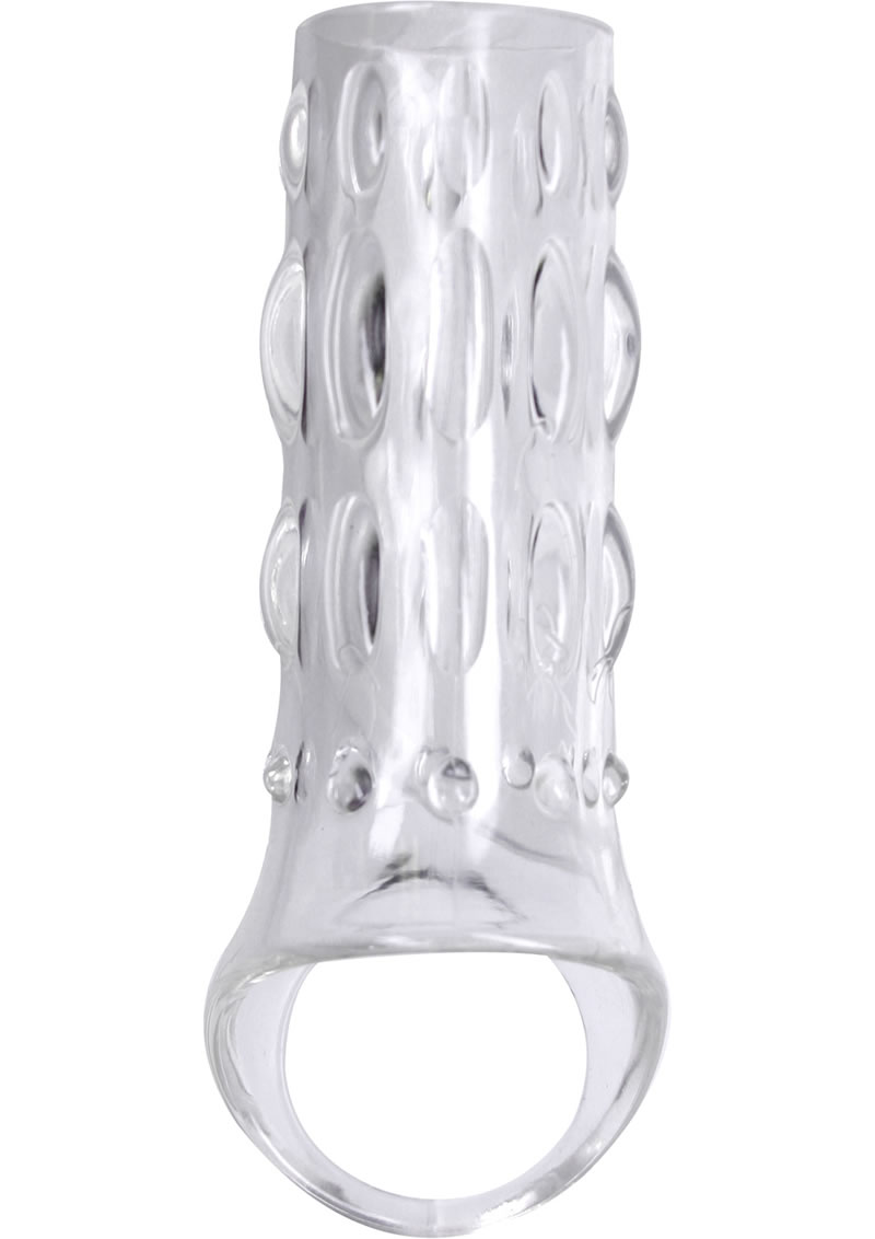 Renegade Reversible Power Cage Sleeve - Clear