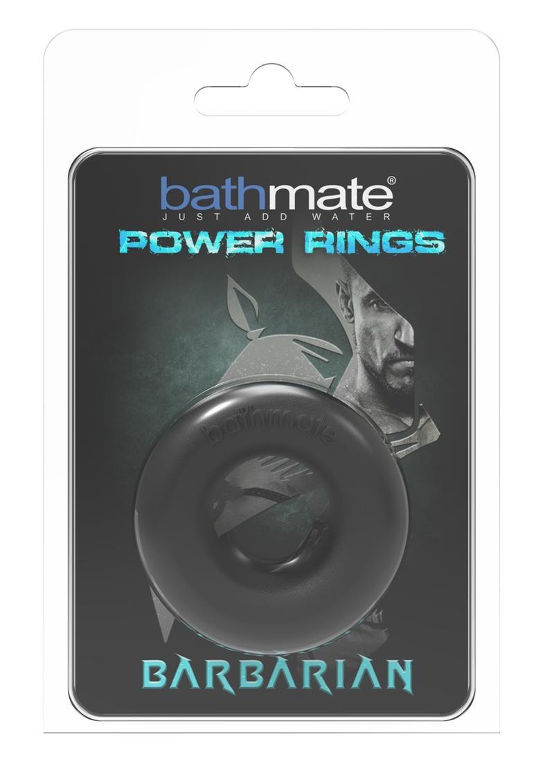 Bathmate Barbarian Power Ring Cockring Black