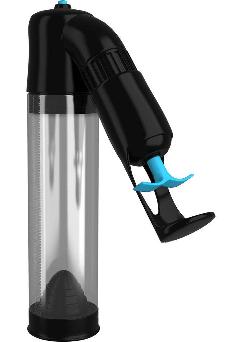Pump Worx Deluxe Sure Grip Power Penis Pump