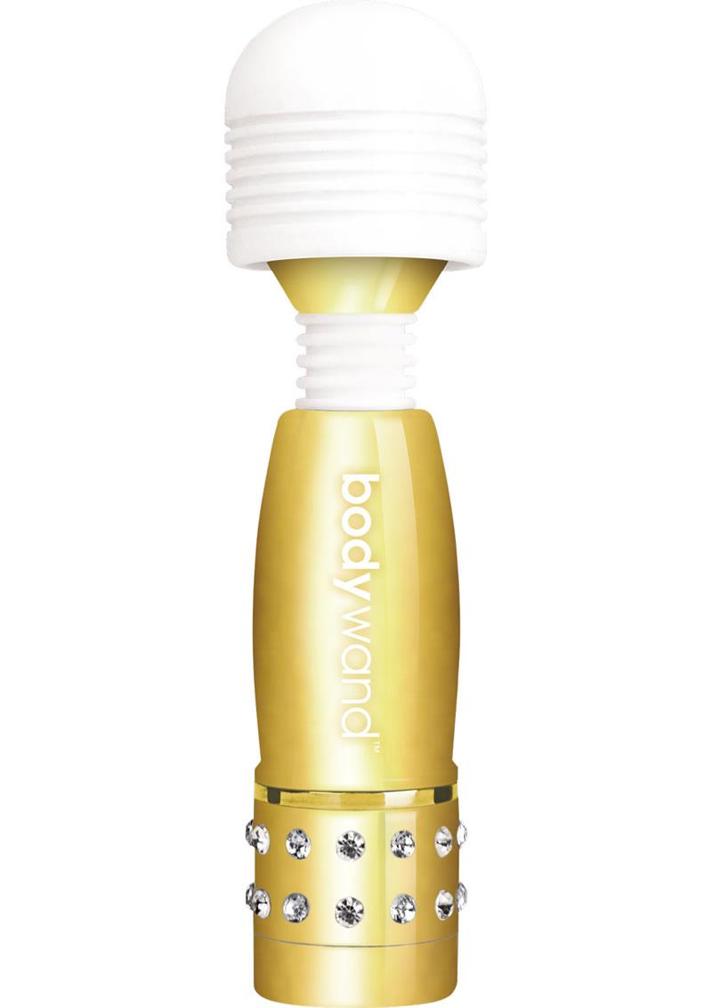 Bodywand Mini Massager Gold Edition