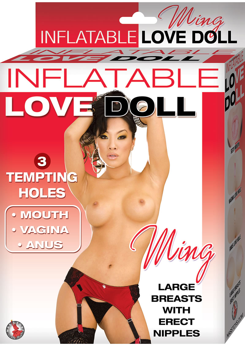 Inflatable Love Doll Ming Waterproof Flesh 4.85 Feet