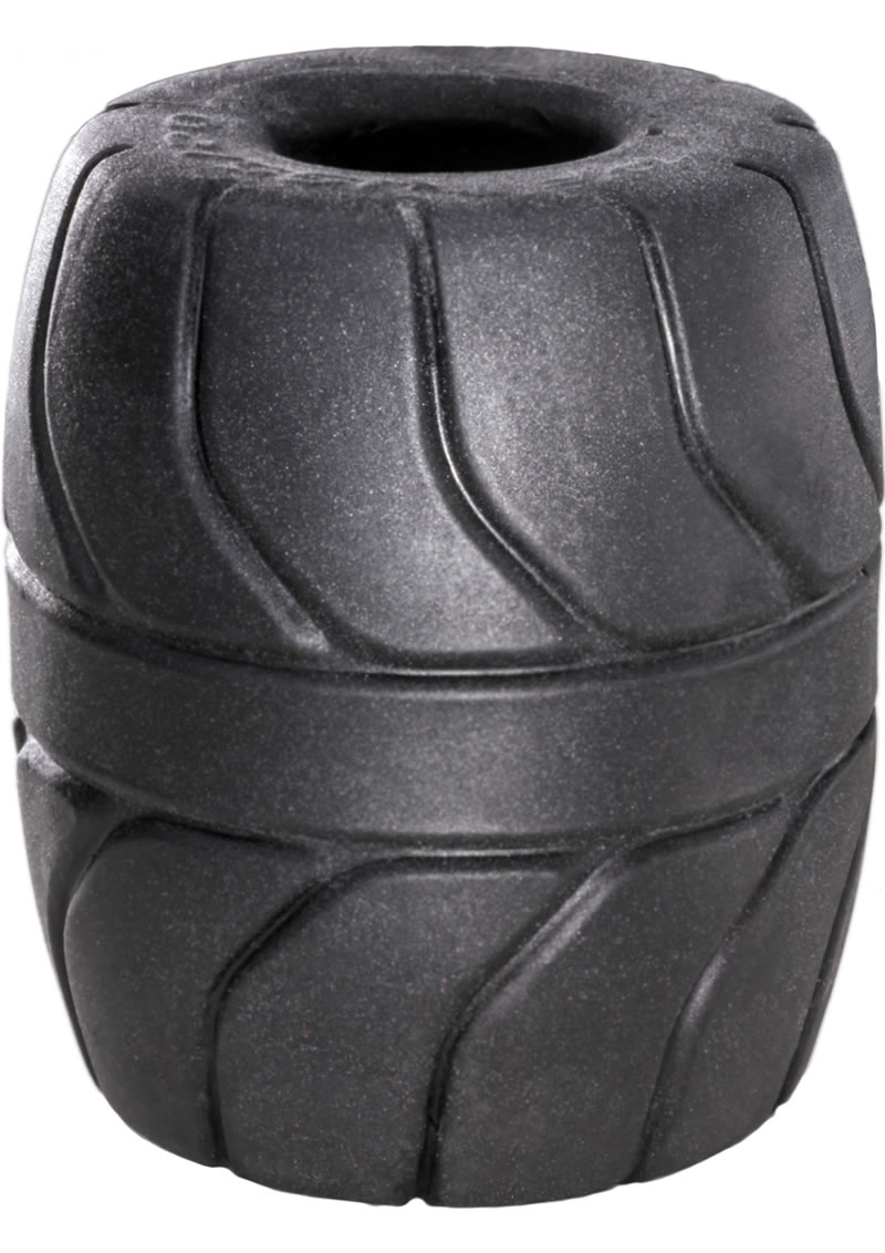 Perfect Fit Ball Stretcher SilaSkin 2in - Black