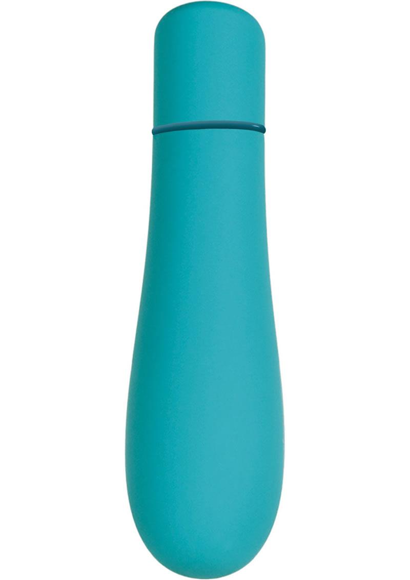 Rain Breeze 7 Function Bullet Waterproof Blue 3 Inch