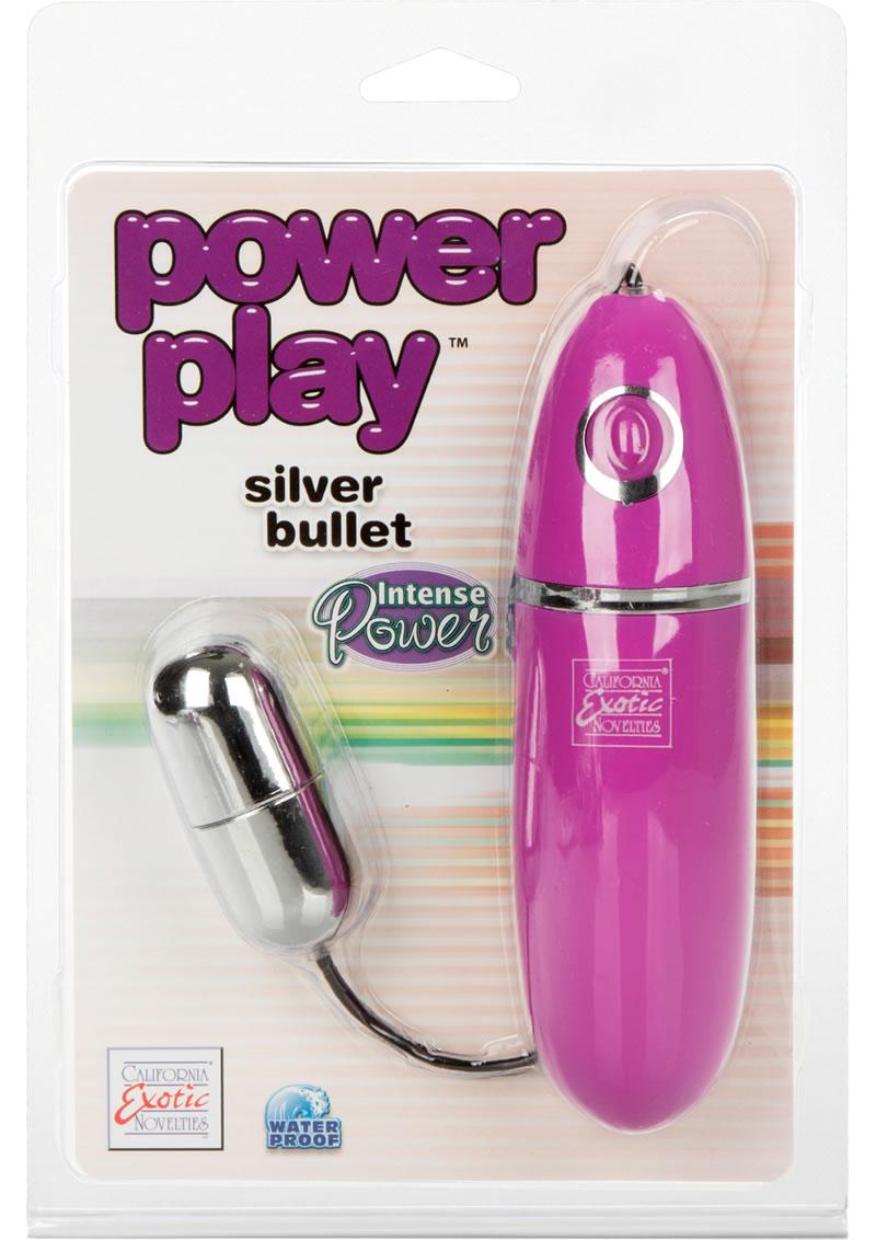 Power Play Silver Bullet Waterproof