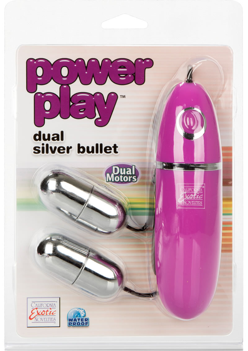 Power Play Dual Silver Bullet Waterproof