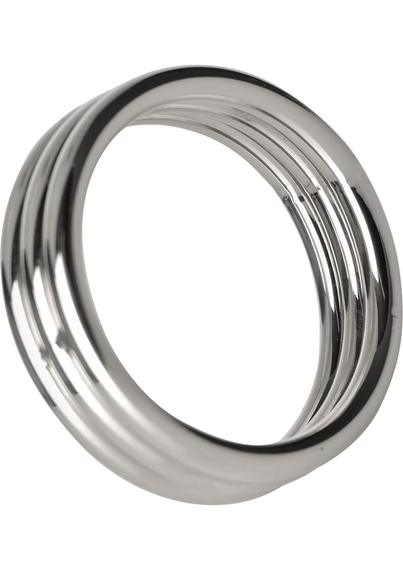 Master Series Echo Triple Cock Ring 2 Inches