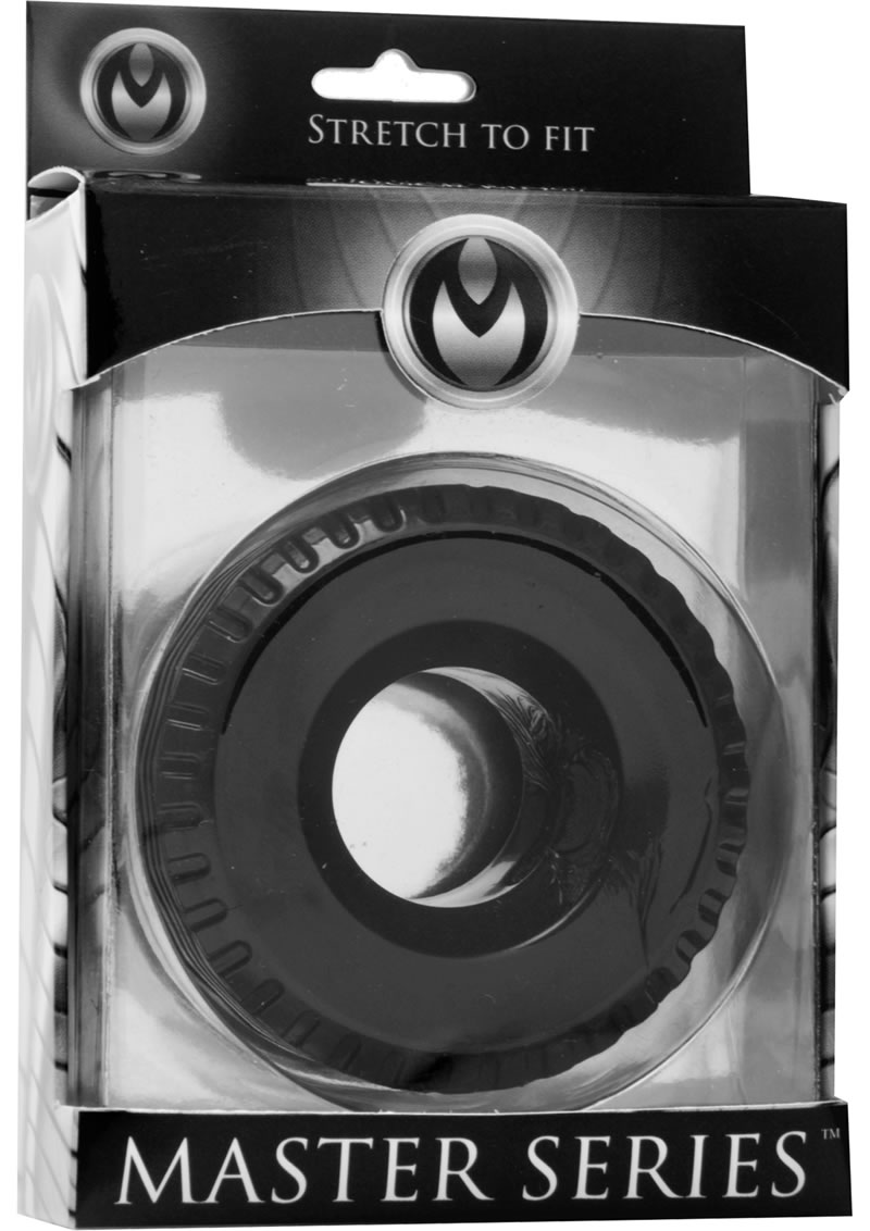 Tread Ultimate Tire Cock Ring Black