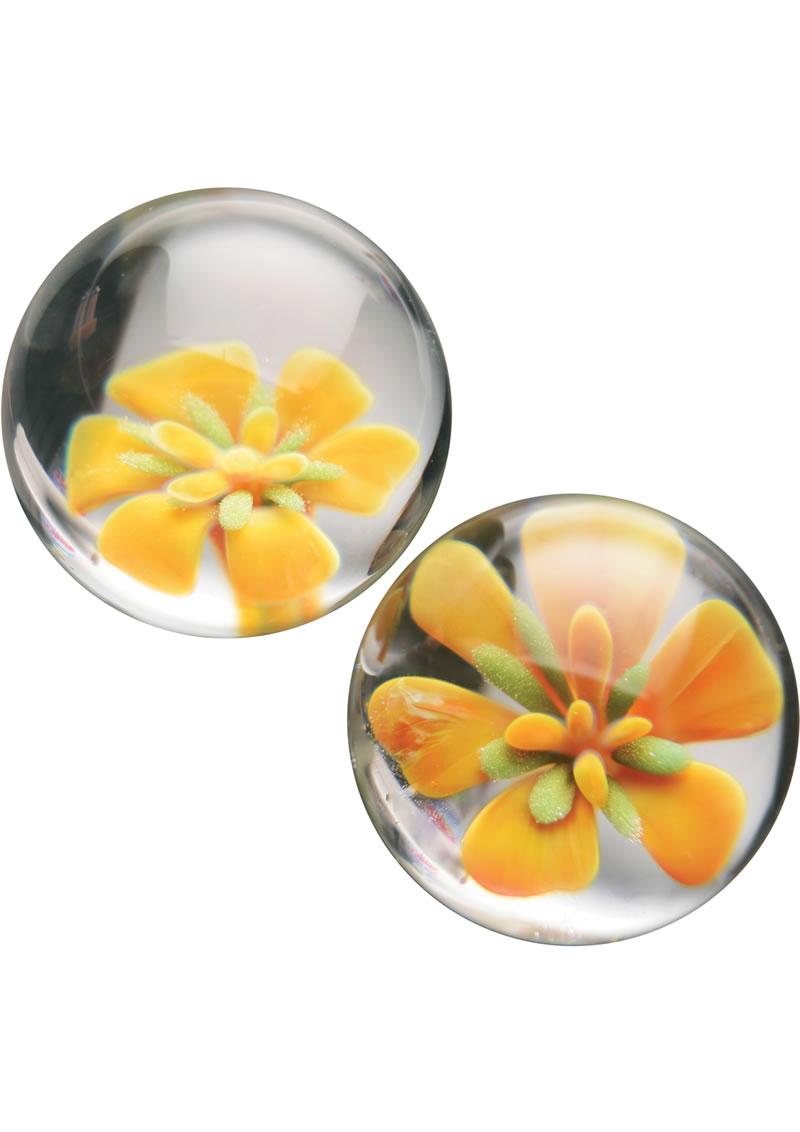 Prisms Asvani glass benwa Balls