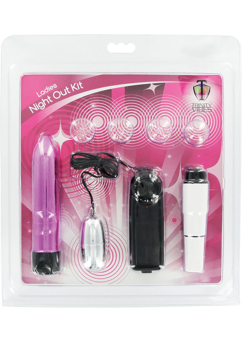Trinity Vibes Ladies Night Out Kit Pink