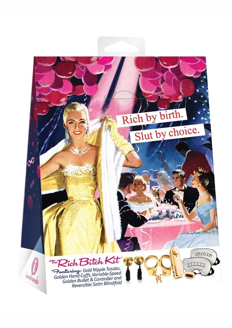 Kitsch Kits The Rich Bitch Kit