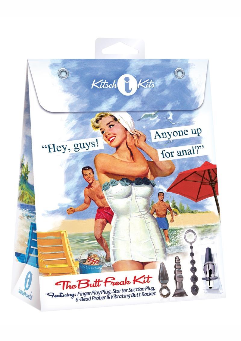 Kitsch Kits The Butt Freak Kit