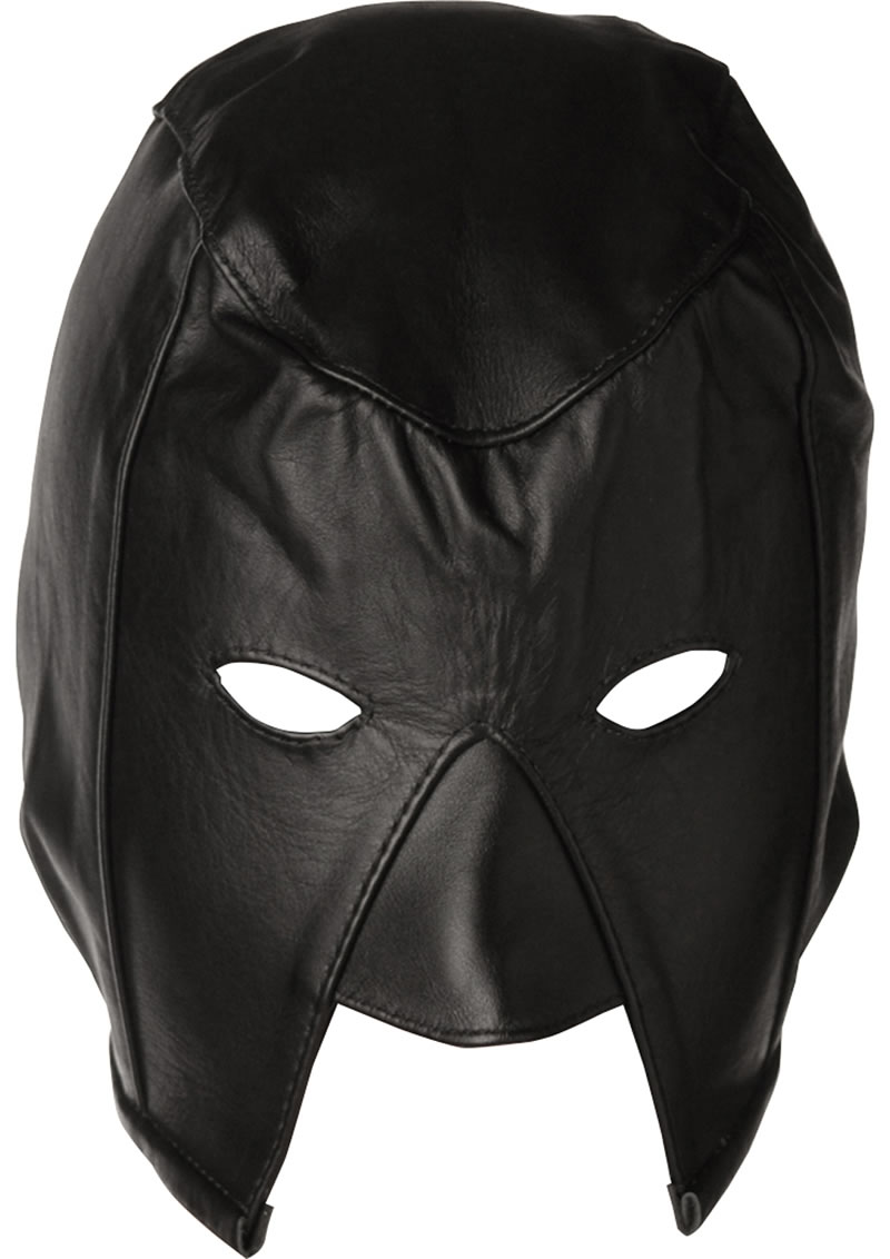 Strict Leather Executioners Hood Black