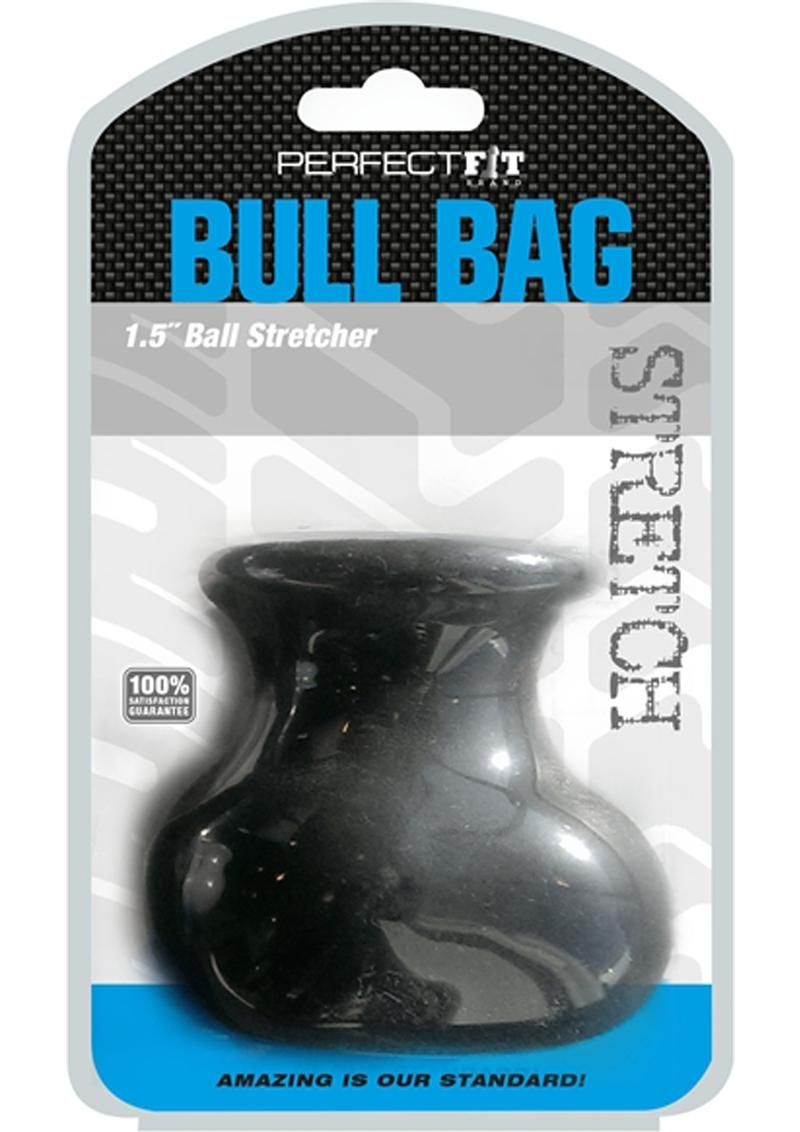 Perfect Fit Bull Bag 1.5in Ball Stretcher - Black