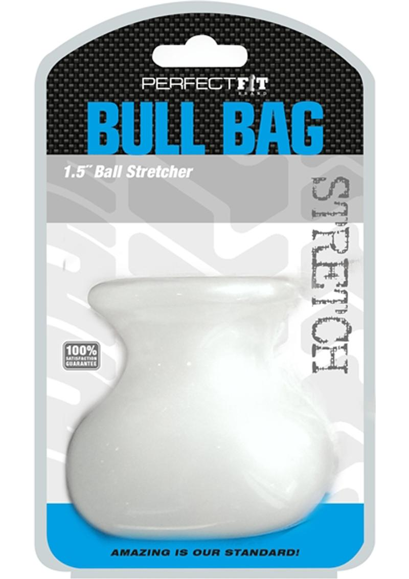 Perfect Fit Bull Bag 1.5in Ball Stretcher - Clear