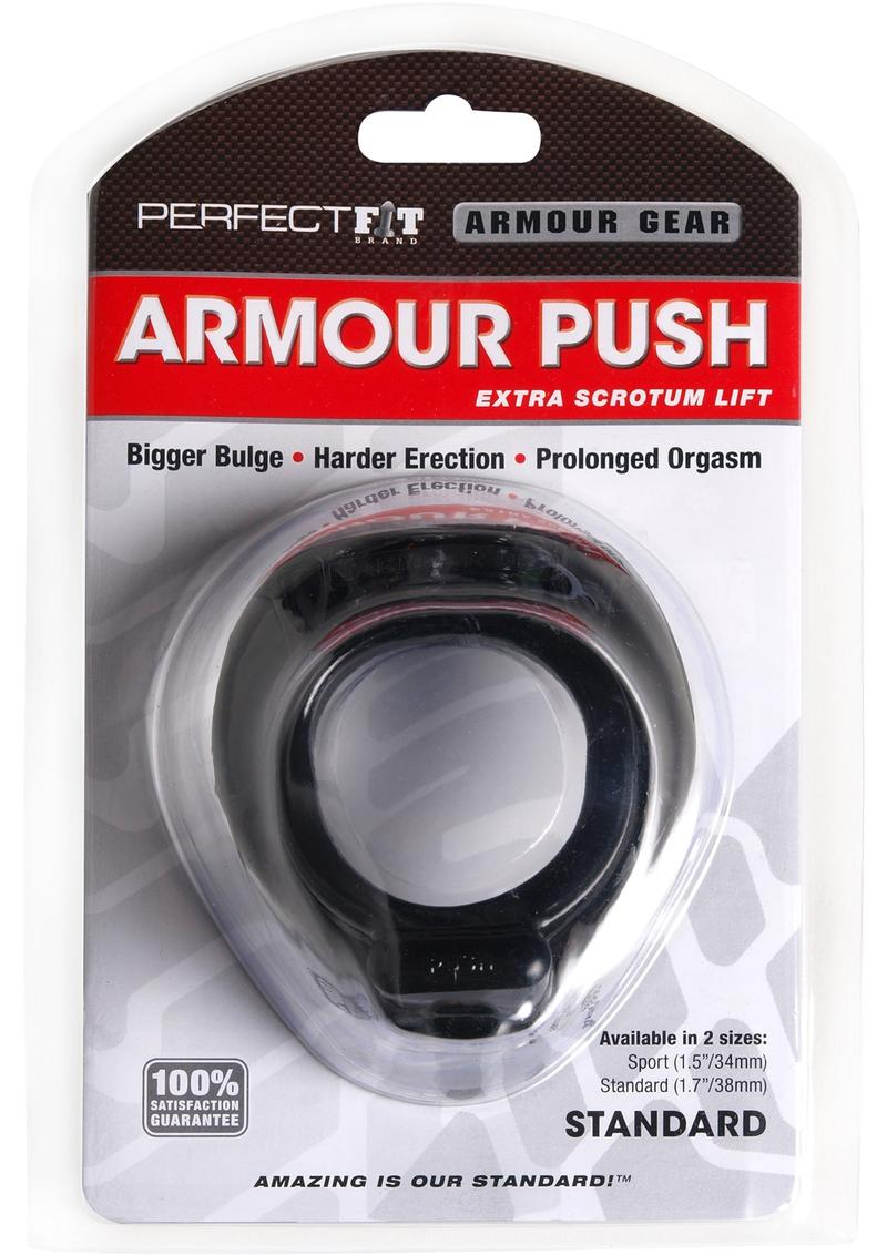 Perfect Fit Armour Gear Armour Push Standard - Black