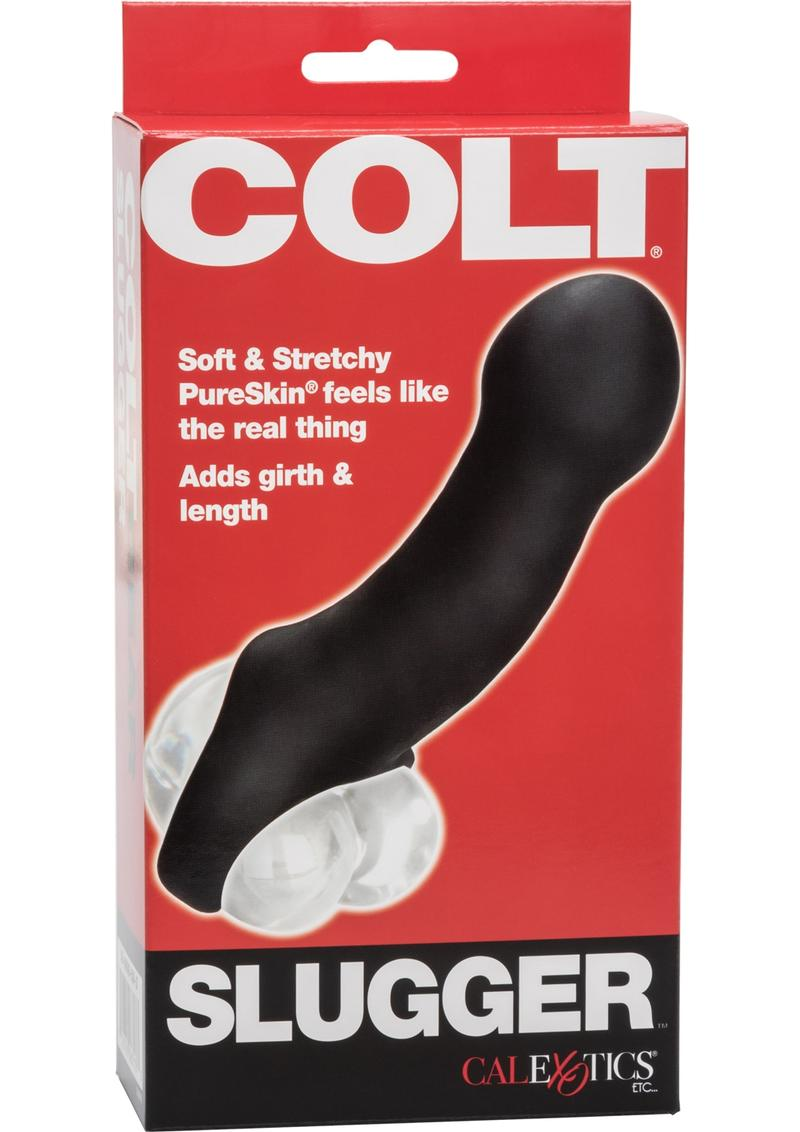 Colt Pureskin Slugger Extension Sleeve Black