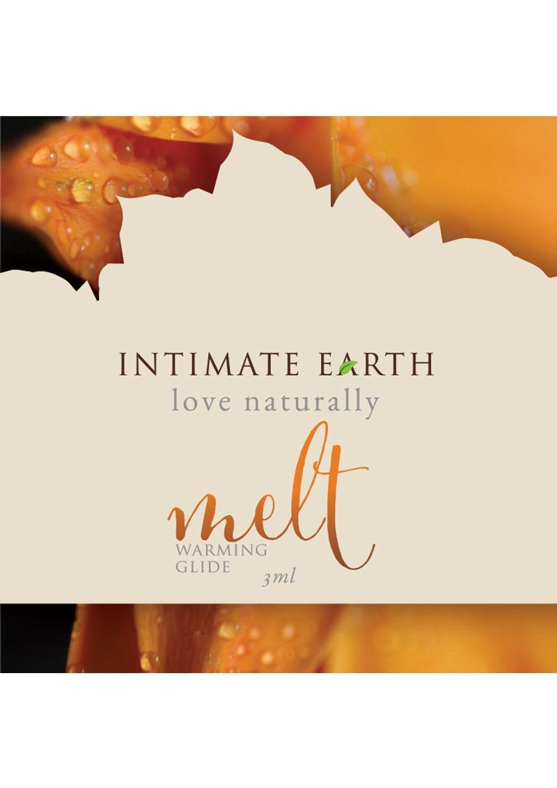 Intimate Earth Melt Warming Glide Cinnamomum Zeylanicum Bark 3ml