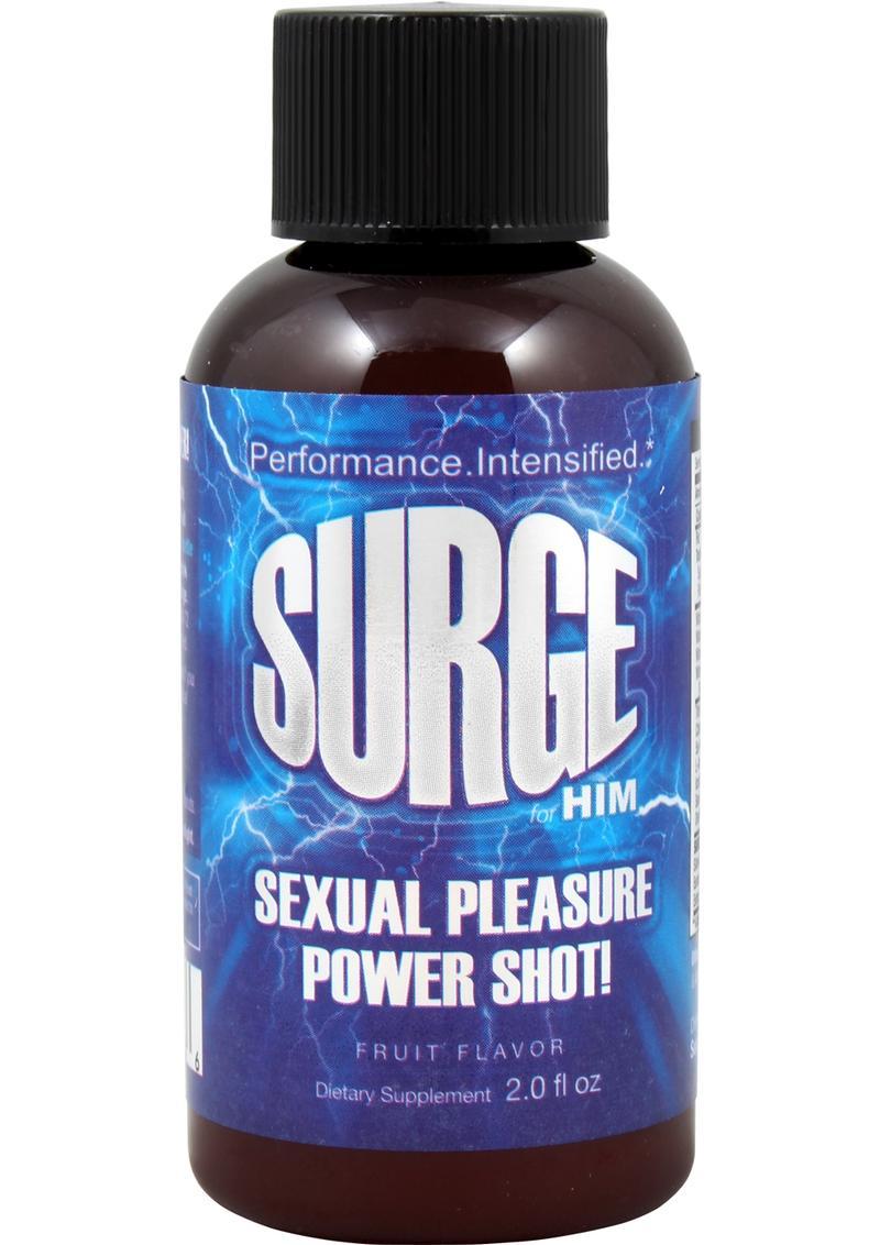 Surge Him Sexual Pleasure Power Shot 2oz