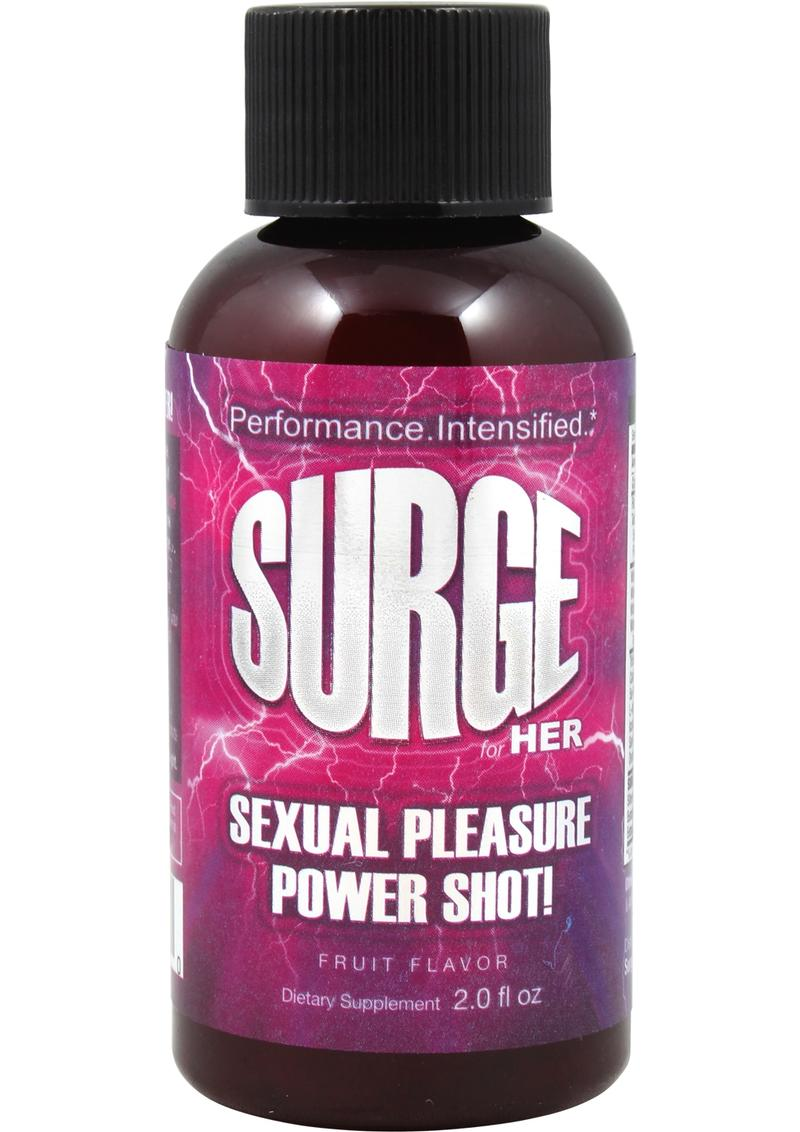 Surge Her Sexual Pleasure Power Shot 2oz