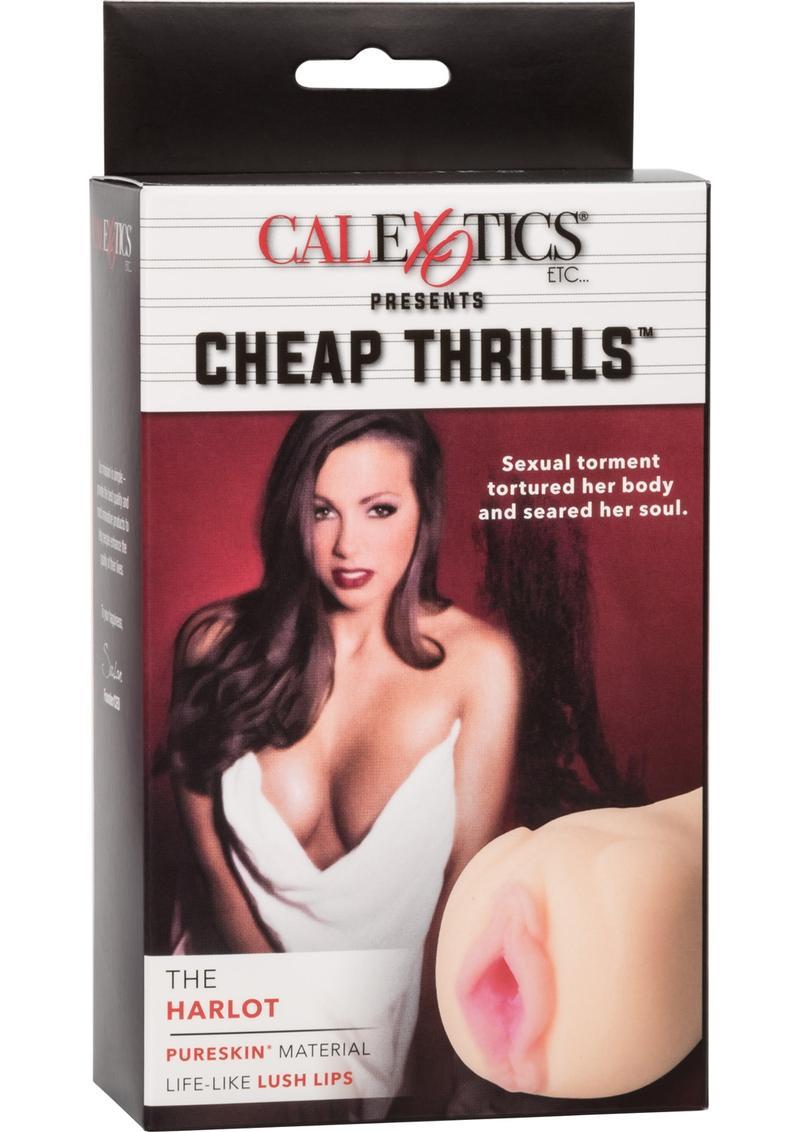 Cheap Thrills The Harlot Pussy Stroker Flesh