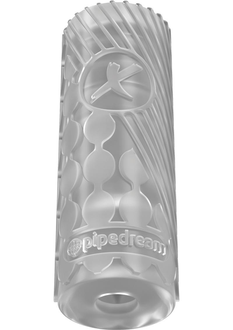 PDX Elite EZ Grip Stroker Clear