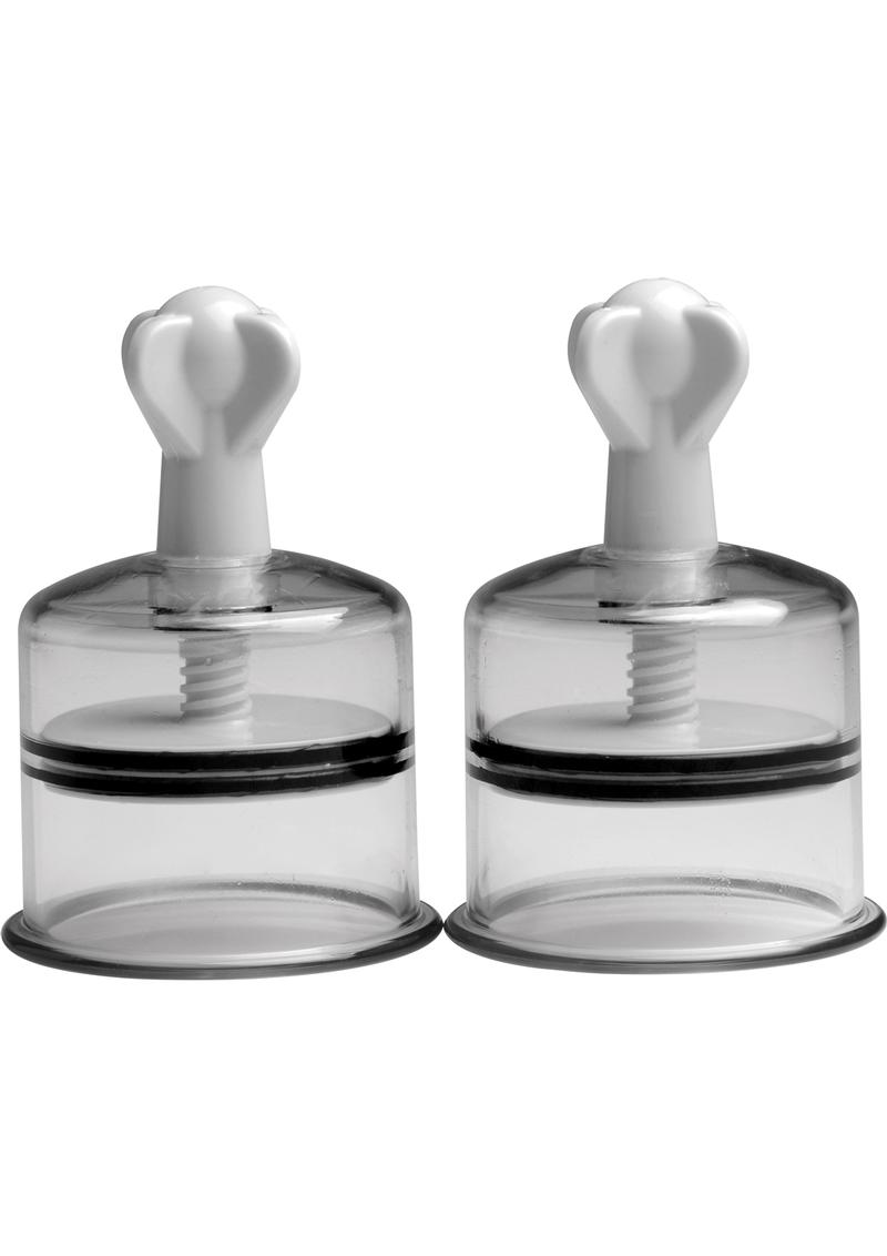 Size Matters XL Nipple Suckers Nipple Pumps 2.25 Inch Each Diameter