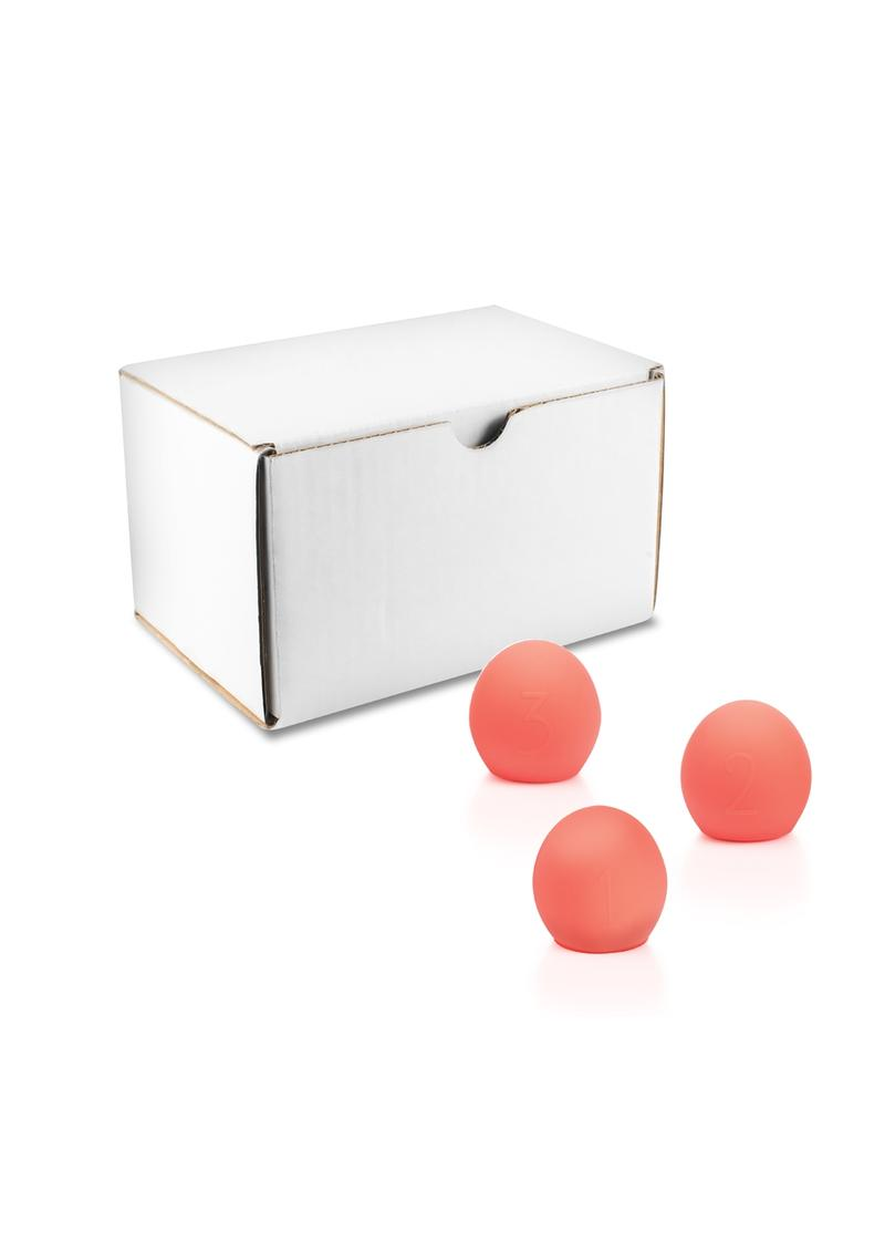 We-Vibe Bloom Coral Accessory Kit