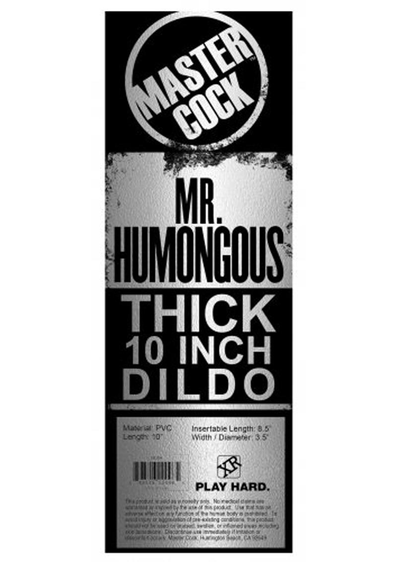 Mc Mr Humongous Thick Dildo 10
