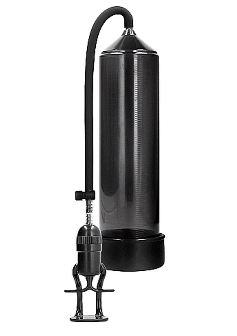 Pumped By Shots Deluxe Beginner Pump Black