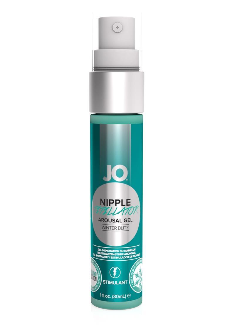 JO Nipple Tittillator Arousal Gel Winter Blitz 1oz