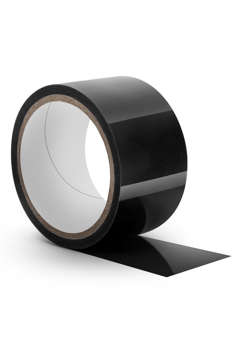 Temptasia Bondage Tape Black 60 Feet