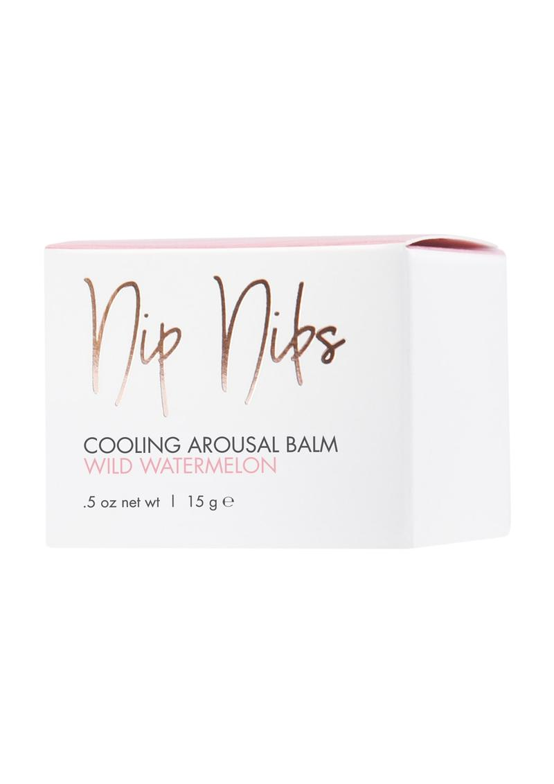CG Nip Nibs Cooling Arousal Balm Wild Watermelon .5 Ounce Jar